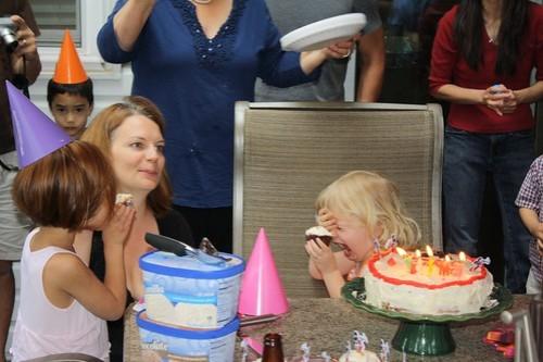 Happy Third Birthday, Emily!