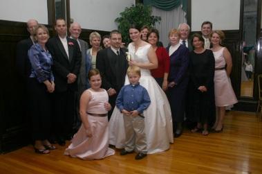 A little bit of my family.