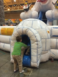 Inflatables...