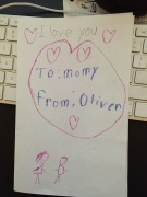 From Oliver