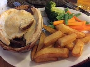 Mmm, pie.