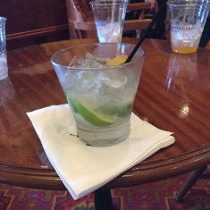 The drink I was enjoying until I got called out.
