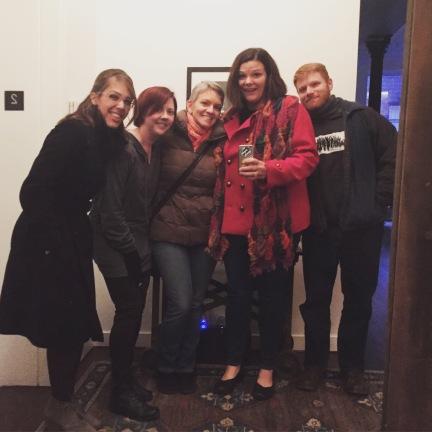 The crew!