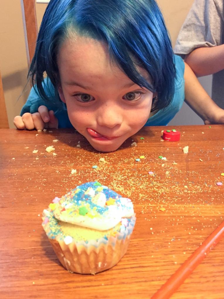 April 17 - Cupcakes!