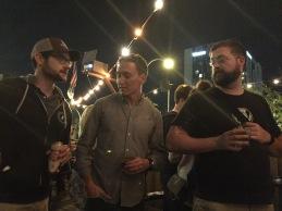 Simon, Duvall, Gus
