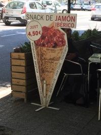 Ham Cone!