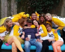 Norm and his Chicks