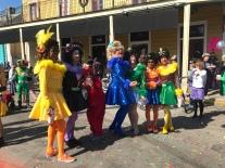 Sesame Street in drag
