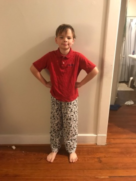 PJ pants for the boys!