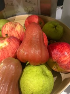 Cashew apple!