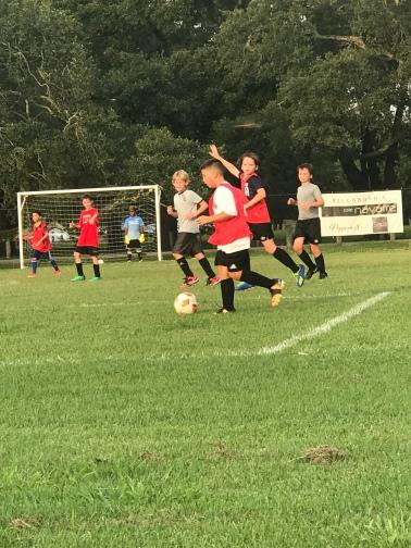 Soccer-ing