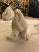 Towel penguin