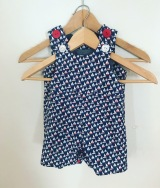 Rompers for my cousin's sons