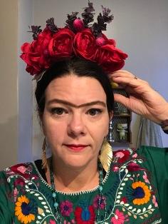 Me as Frida