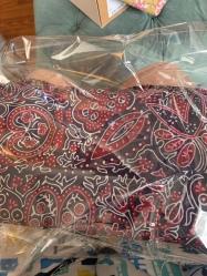 Nepalese fabric!