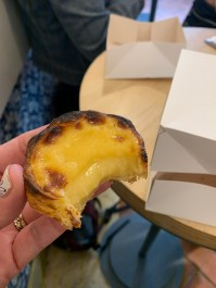Another pastel de nata