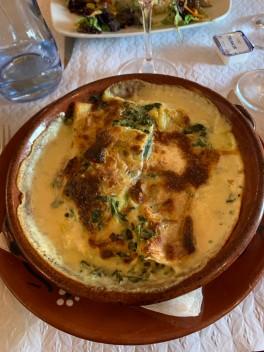 Some cod dish